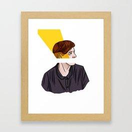 lafontaine Framed Art Print
