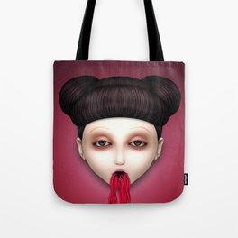 Misfit - Sakura Tote Bag