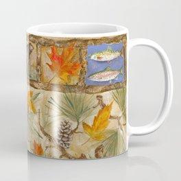 Autumn with Pine Coffee Mug