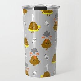 Volcanology Travel Mug