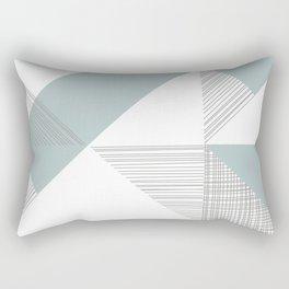 NANI Green Rectangular Pillow