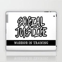 Social Justice Warrior In Training Laptop & iPad Skin