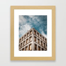 4 Framed Art Print