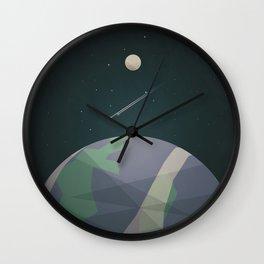 Dream of Stars Wall Clock