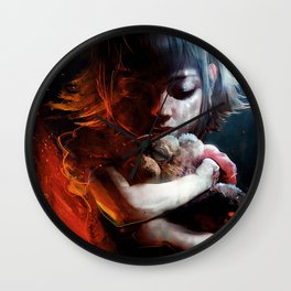 Annie Concept League of Legends Wall Clock