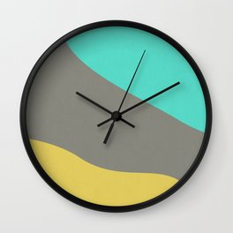 Form 003 Wall Clock