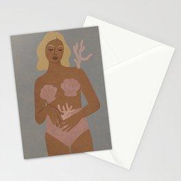 Moony Mermaid Stationery Cards