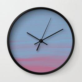 Bubblegum Acrylic Wall Clock