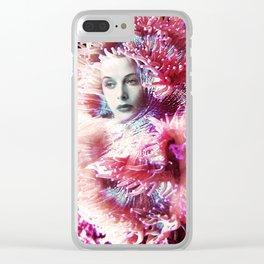 Diva Clear iPhone Case
