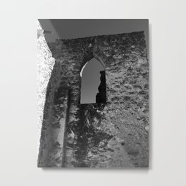 La Ventana Metal Print