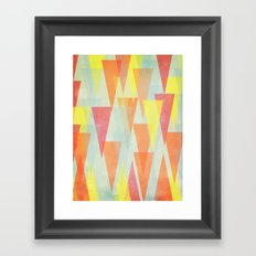 Circus Framed Art Print