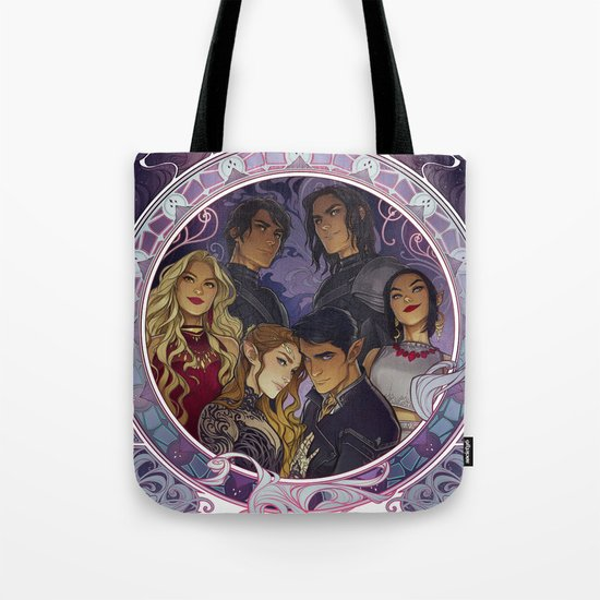 The Inner Circle Tote Bag