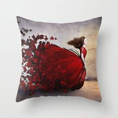 Amor Throw Pillow