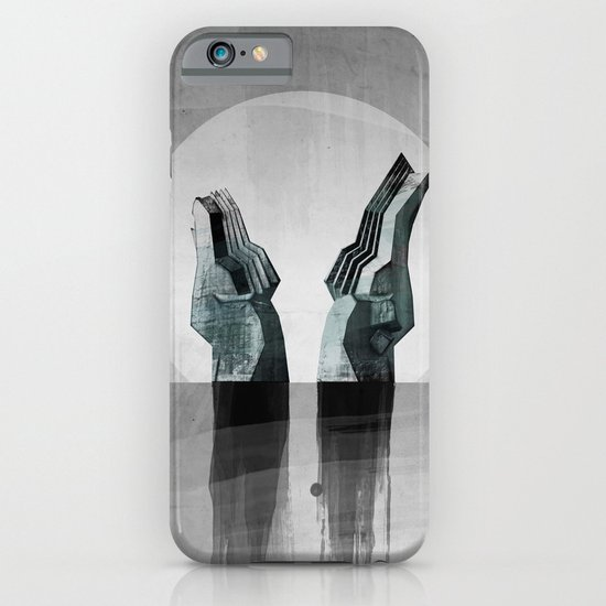 Experimental - Strange Waters iPhone & iPod Case