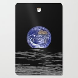 The Blue Marble Cutting Board