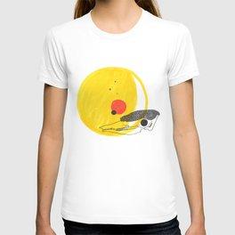 Desert Sun Skeleton T-shirt