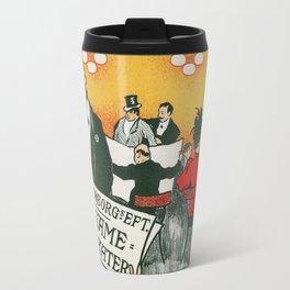 Reklameplakater Copenhagen Travel Mug