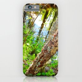 Between The Worlds iPhone Case