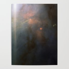 Nebula NGC 2023, Orion Constellation Poster