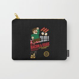 All the Bacon and Eggs Carry-All Pouch