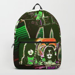 Kiss retro vintage Backpack