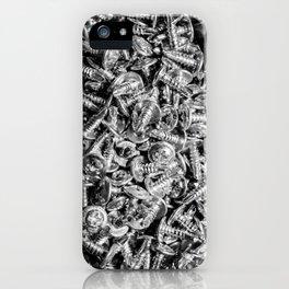 screws iPhone Case