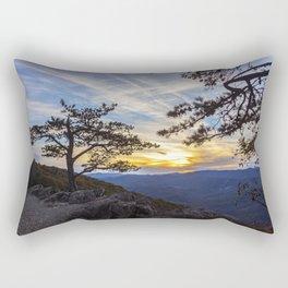 Ravens Roost Overlook Rectangular Pillow