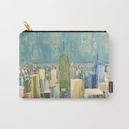 Skyline of New York Carry-All Pouch