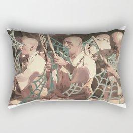 VINTAGE CHANTS Rectangular Pillow