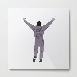 Rocky - Rocky Balboa Metal Print