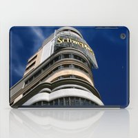 madrid iPad Cases featuring Madrid, Spain by OSCAR GBP