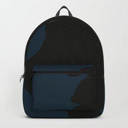 Santa Silhouette Backpack