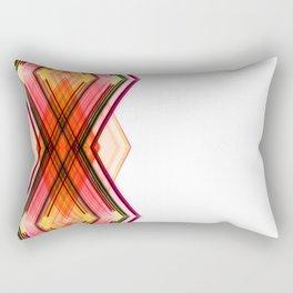 Digital Helix Rectangular Pillow