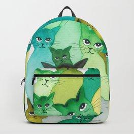 Kiowa Whimsical Cats Backpack