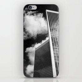Century Plaza Towers iPhone Skin