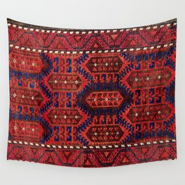 Baluch  Antique  Khorasan Persian Rug Wall Tapestry