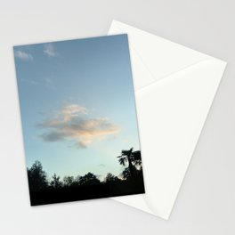 Nature, landscape and twilight 6 Stationery Cards