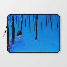 Twig Boy in autumn forest. Laptop Sleeve