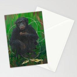 Devolve to Evolve Stationery Cards