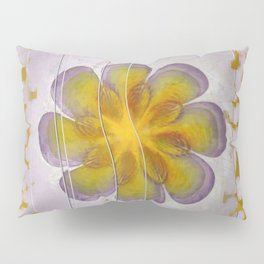 Unnarrative Fabric Flower  ID:16165-083138-80741 Pillow Sham