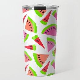 Juicy, juicy watermelon ... Travel Mug