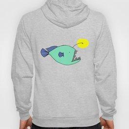 Deep Sea Anglerfish Hoody