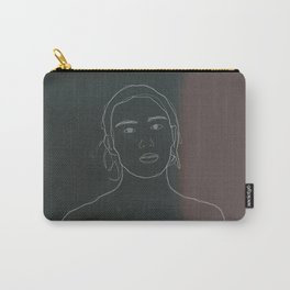 Mask I Carry-All Pouch