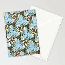 Salut José, c'est Yvon tessellation Stationery Cards