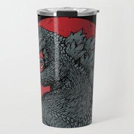 Gojira Kaiju Alpha Travel Mug