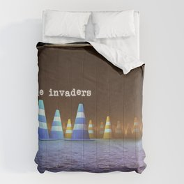 Gang of Cones  - The Invaders Comforters