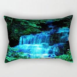 Enchanted waterfall. Rectangular Pillow