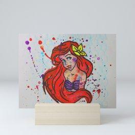 Ariel Mini Art Print