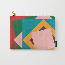 Kilim flower Carry-All Pouch