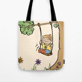 Swing. Tote Bag